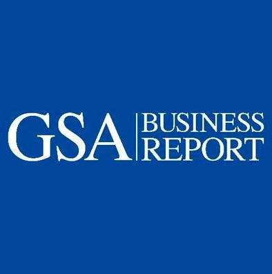 GSA Business Report Logo