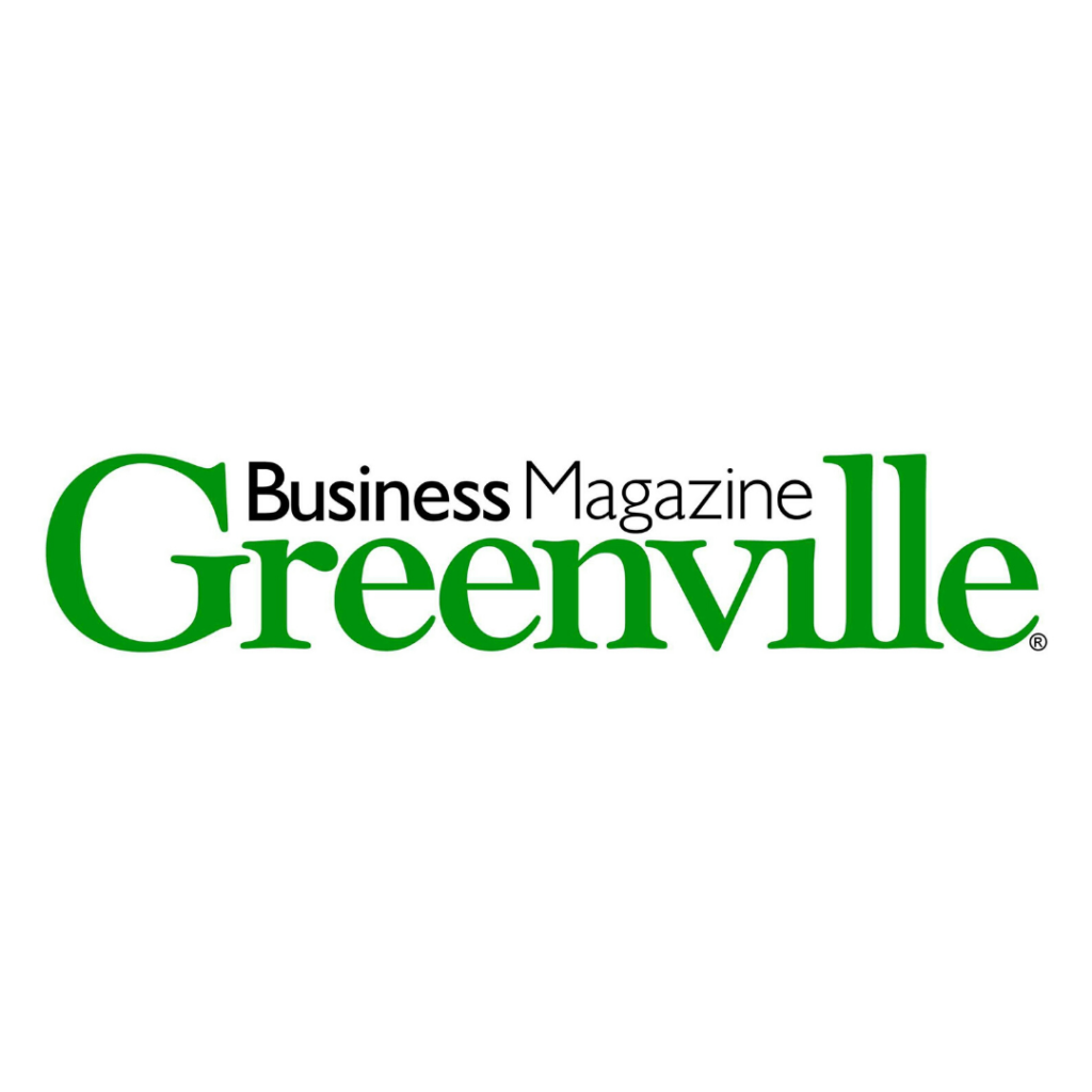 Greenville Business Magazine Logo