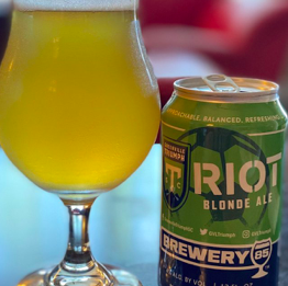 Endeavor Happy Hour, featuring Riot Blonde Ale Beer
